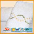 Plush Hotel White 100 Cotton Bath Towel And Face Towel Set