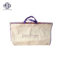 Изготовленный на заказ Non сплетенные выдвиженческие мешки упаковки с застежкой-молнией