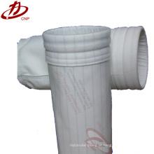 Longa vida útil Central de máquinas de coletor de pó filtro de tecido saco fornecedores