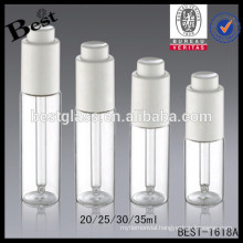 China 3ml 5ml 7ml 8ml 10ml 12ml 15ml 20ml 25ml glass tube bottle with pipette dropper essential oil perfume sample travel bottle