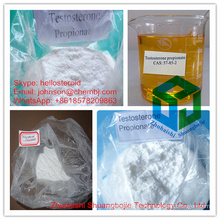Propionato crudo esteroide 57-85-2 de la testosterona del polvo de las ventas de la fábrica