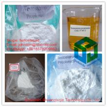 Propionate cruel stéroïde de testostérone de poudre de ventes d'usine 57-85-2