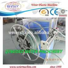 PVC fiber braid hose machine PVC pipe production line
