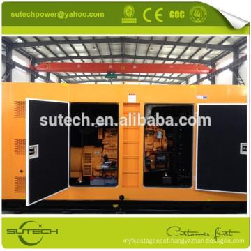 Automatic tpe Cummins NT855-GA generator, powered by Cummins NT855-GA engine