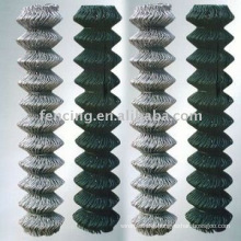 good quality pvc coated chain wire mesh fence