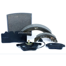 Soaking Glue Brake Shoe