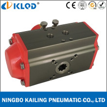 At88d Aluminum Body Material Double Acting Pneumatic Torque Actuator