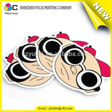 China supplier sticker printing on rolls and custom print sticker printing