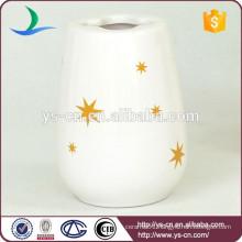 YSb40063-03-th Start design ceramic bathroom accessories toothbrush holder