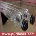 200W CO2 Laser Tube with 1600mm Length and 80 Diameter