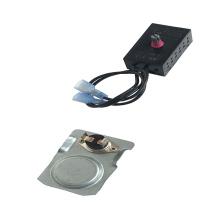 Ventilador de fluxo cruzado em eletrodomésticos