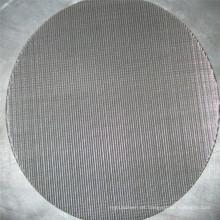 Disco de malla de alambre sinterizado multicapa 316L