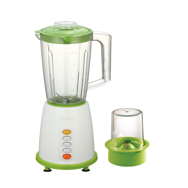 High Quality 1 5l Plastic Jar 2 In 1 Table Blender Juicer Blender