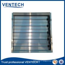 Clapet d'air anti-lames Ventech pour système HVAC