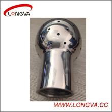 Boule de nettoyage sanitaire femelle fixe Bsl 316L
