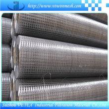 Malha soldada de aço inoxidável com SGS Report Used for Guard