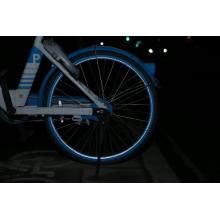 Pegatina reflectante para bicicleta