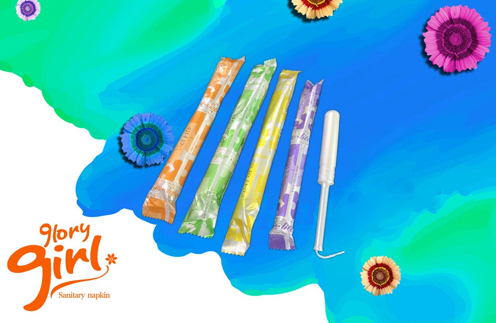 Applicator Ladies Tampons