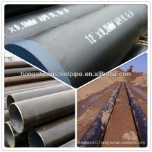 grade X56 api 5l seamless steel pipe tube made in China
