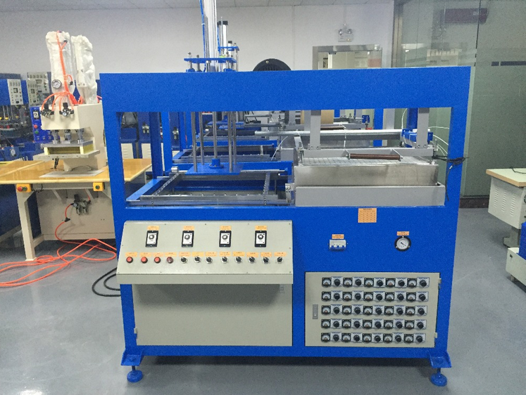 blister forming machine