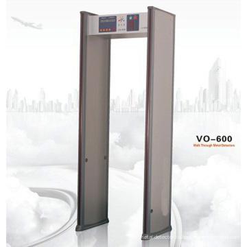 6 Прогулка по металлическому детектору Vo-600