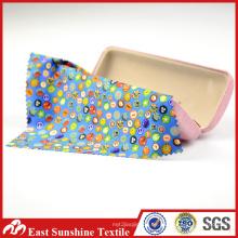 Kundenspezifisches Logo Microfibre Luxus Sunglass Tuch