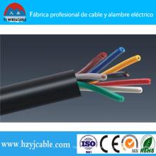 Cable de control Kvv Cable de múltiples núcleos