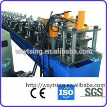 Passed CE and ISO YTSING-YD-0722 Metal Gutter Roll forming Making Machine