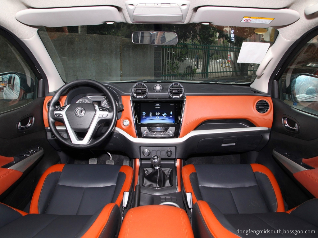 Dongfeng Rich6 Pickup Interior 2 4l 4x4