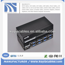 8 Port 250mhz VGA LCD CRT projector Video Monitor Splitter.