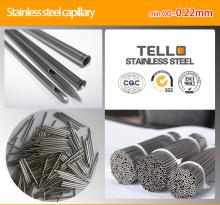 Нержавеющая сталь капилляр Телло