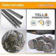 Tello rostfritt stål kapillärrör