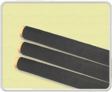 Black color conductive fabric