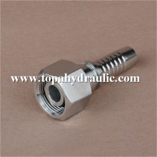 Parker pressure metal air rubber hose and fittings