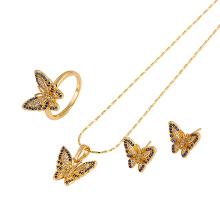 60823 XUPING  newest fashion simple design dubai jewelry women wedding jewelry set