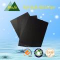 Spezielle schwarze vorgedruckte Karton für den Tag des Stoffes und der Mode