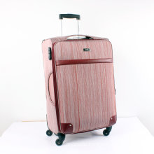 Soft Side Carry on Suitcase with 2 or 4wheels