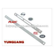 Hot-dip de aço galvanizado Cruz braço linha de acessórios de distribuição de energia pólos de hardware fabricante de montagem elétrica