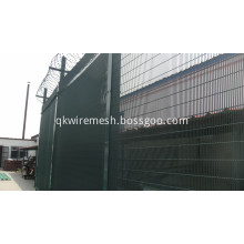 Boundary Security Fence System