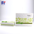 Paper gift box for packaging soap