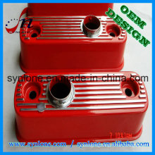Precision Die Casting Aluminum Parts with Spray Paint Surface