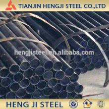 Geschweißte Stahlrohr (ERW Stahlrohr) BS1387 Stahlrohr mit niedrigem Kohlenstoffgehalt