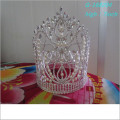 Wholesale Fashion pearl large pageant tiara full tall kings crowns pictures