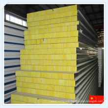 Top Quality Fireproof Glass Wool Sandwich Panel