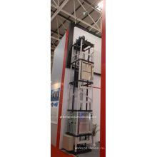 Нержавеющая сталь Dumbwaiter, лифт для продуктов питания, лифт