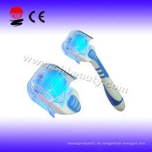 Blaue photon Schönheitswalze