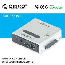 "ORICO 2011SUS USB 2.0 e-SATA, disque dur 2,5 ""et 3,5"" HDD portable Duplicateur disque dur E-Driver"