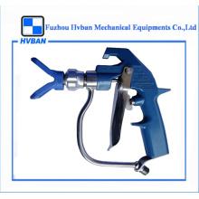 Pistola de pulverização sem ar para textura