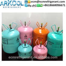 Competitive refrigerant r600a gas price
