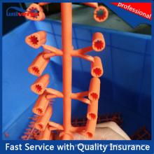 Custom Made Injecção de plástico moldado parafuso Acessórios Peças